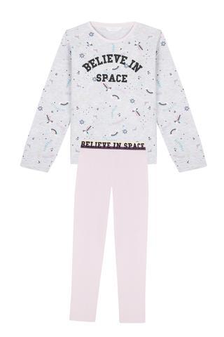 Set Pijama Adolescen?i Believe