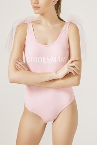 Costum de baie Bridesmaid