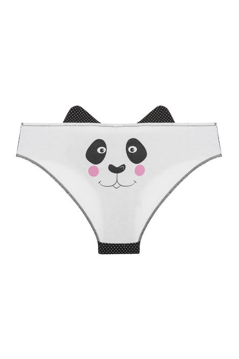 Panda Slip Panties