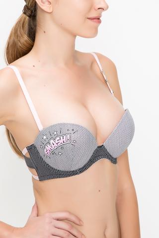 Sutien Push-Up Heart