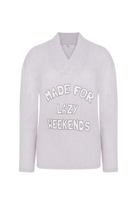 Lazy Weekend Sweatshirt
