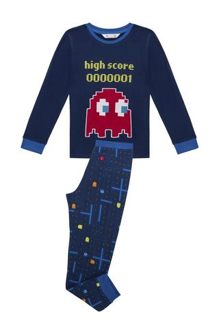 Boys Score Thermal 2 in 1 Pyjamas Set