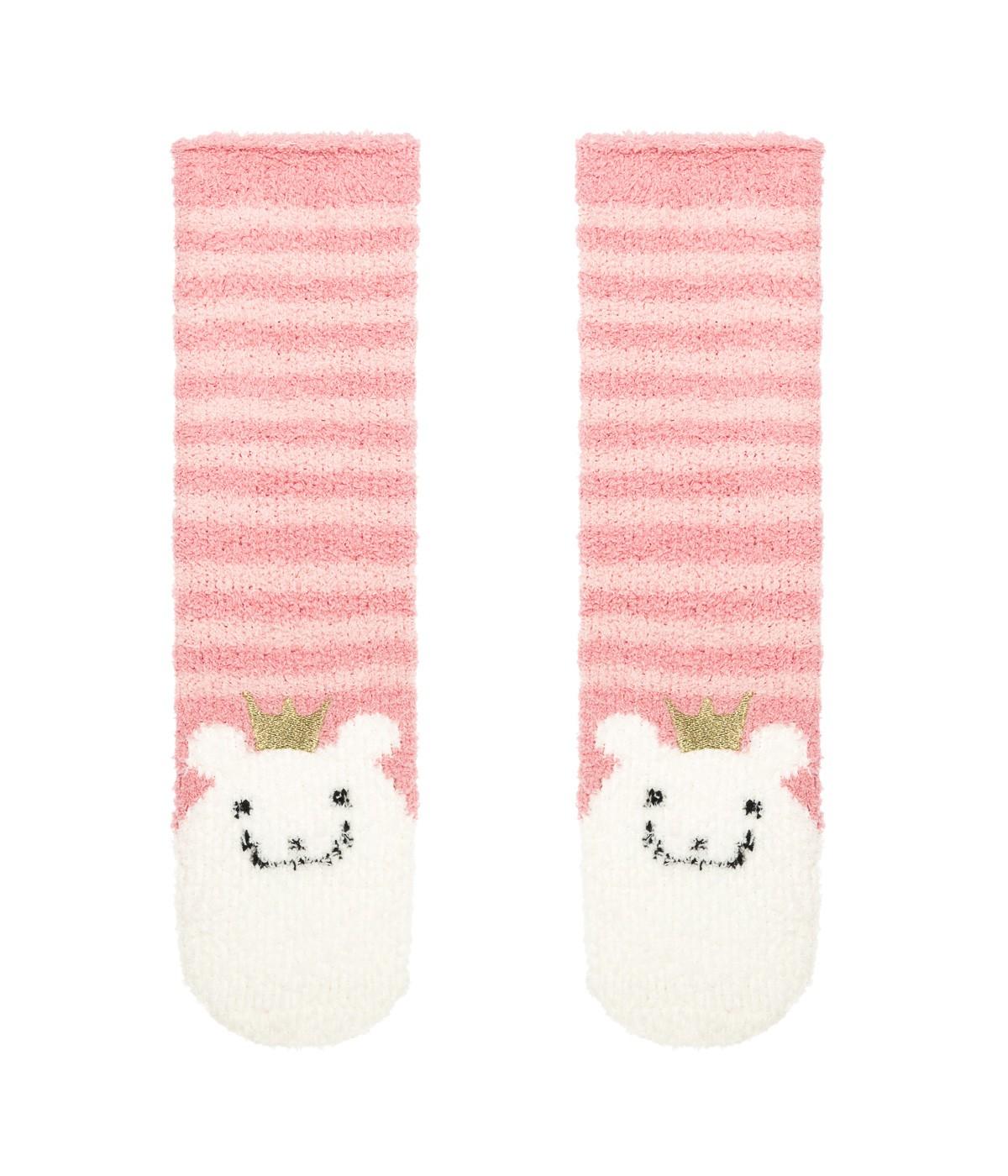 King Bear Socks