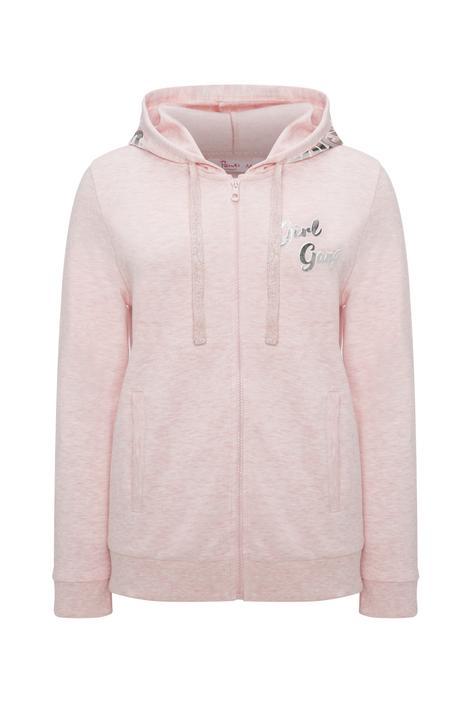 School Pink Sweatshirt