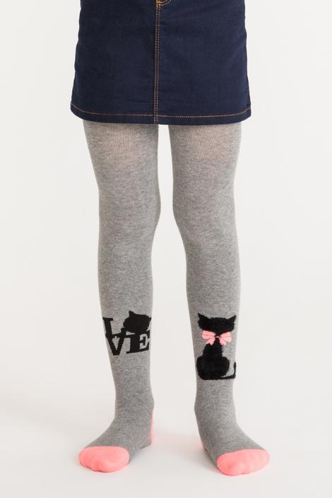 Pretty Fluffy Cat Tights