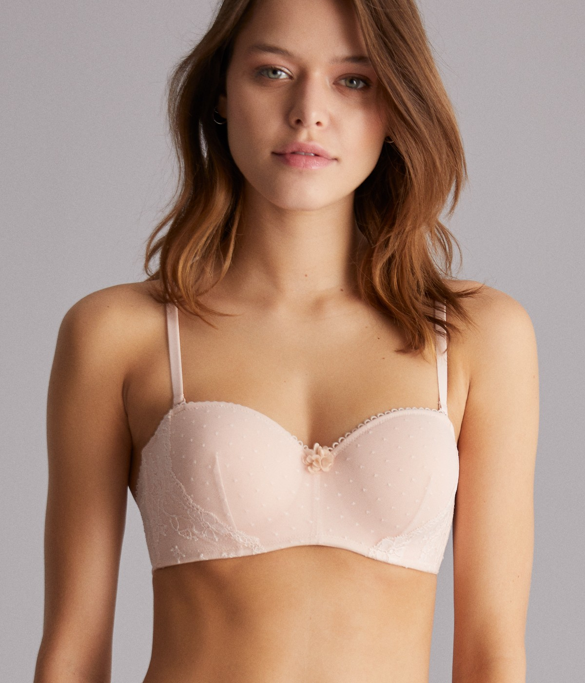 Lotus Lace Bra