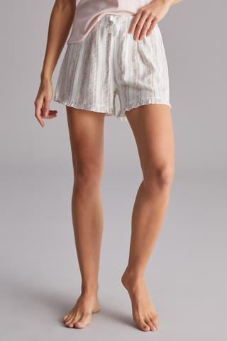 Nature Lily W Frill Shorts