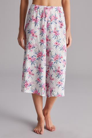 Pantalon Capri Fleur Emma