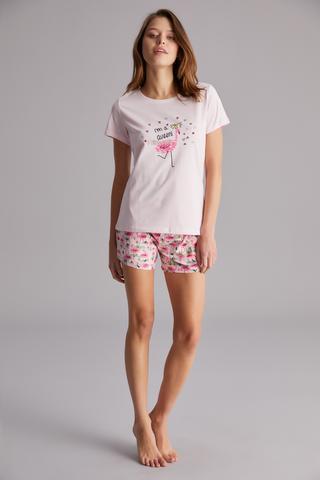 Set Pijama Flamingo