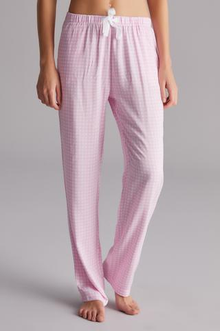 Gingham Daisy Lily Pyjama Bottom