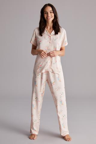 Wild Flowers Pj Set