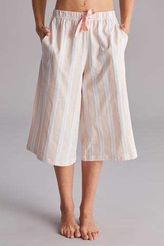 Pantalon Capri Soft Stripe Emma