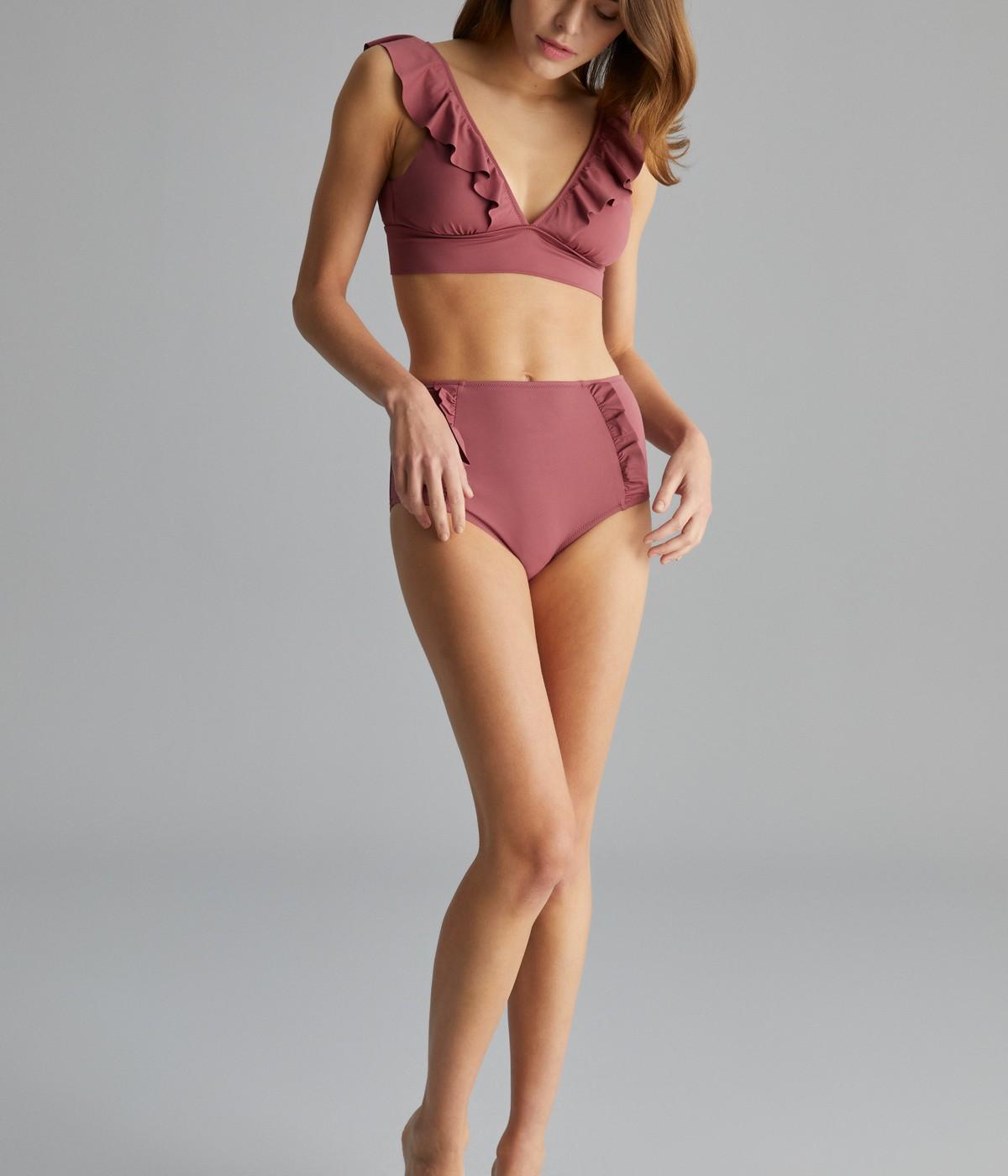 Penelope Derin V Bikini Top
