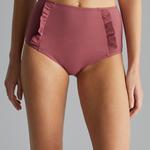 Penelope High Ruffle Bikini Bottom