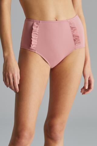 Bikini Chilot Basic High Ruffle