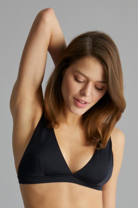 Basic Derin V Bikini Top