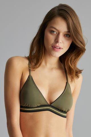 Bikini Superior Lucca Triangle Fit