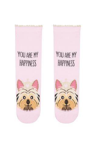Șosete Lungi Fetițe Princess Dog