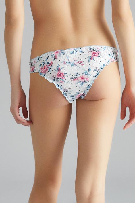 Frill Brazilian Panties