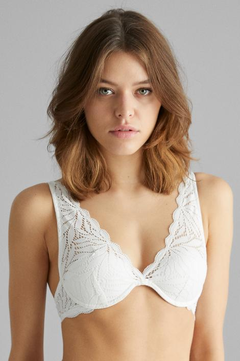 Flashy Lace Bra