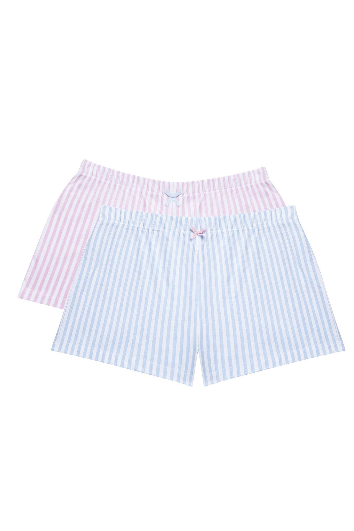 Set Pijama Believe Stripes 2 Buc.
