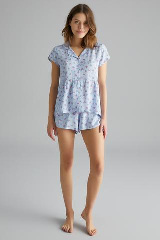 Dots In Sky Pj Set
