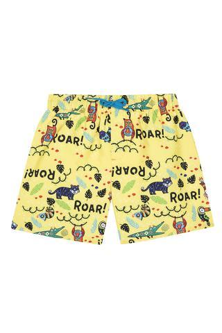 Pantalon Scurt Băieței Wild