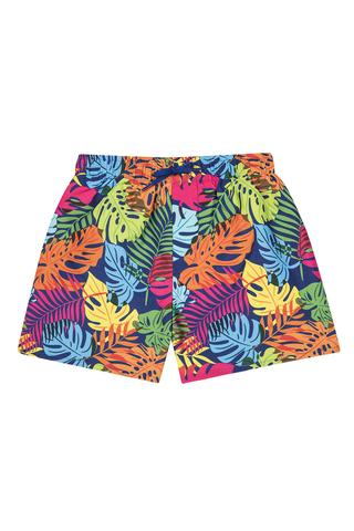 Boys Leaf Short