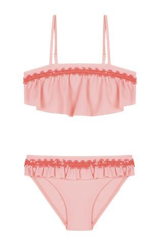 Costum Baie Bikini Feti?e Candy