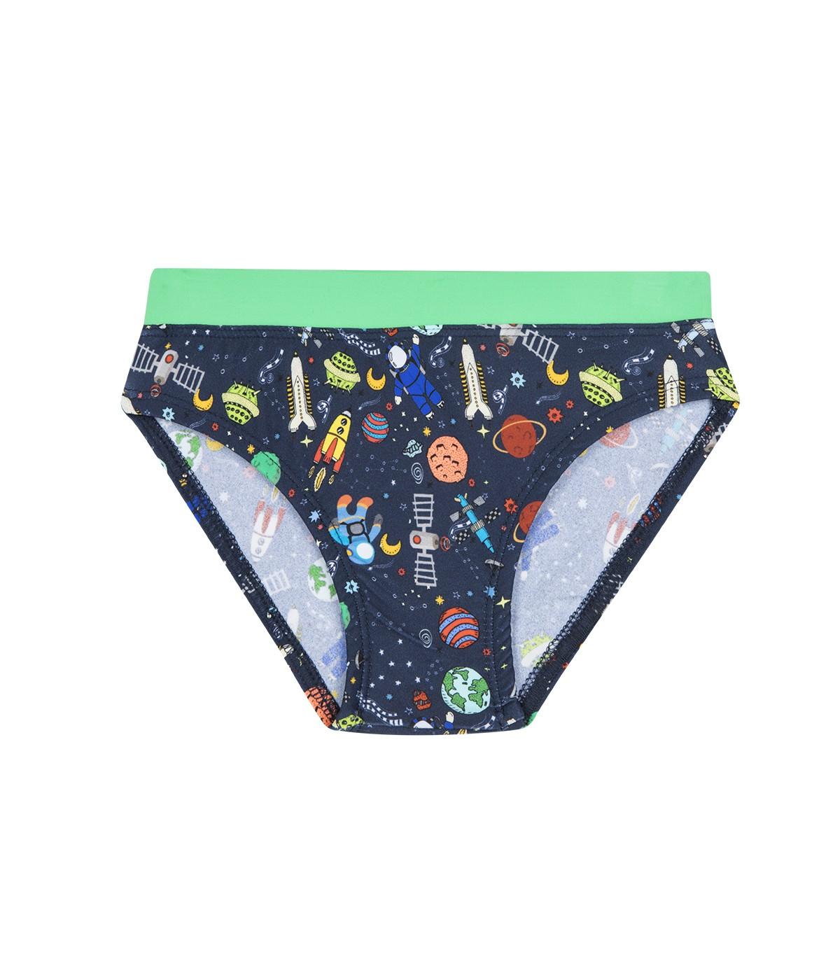 Boys Space Slip Suit