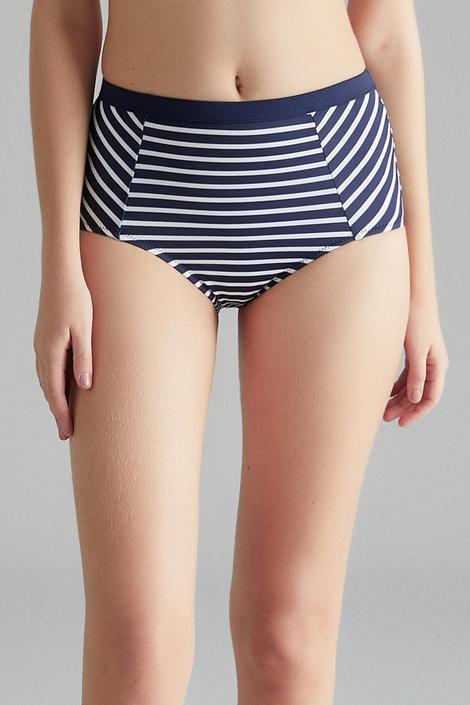 Block High Fashion Bikini Bottom
