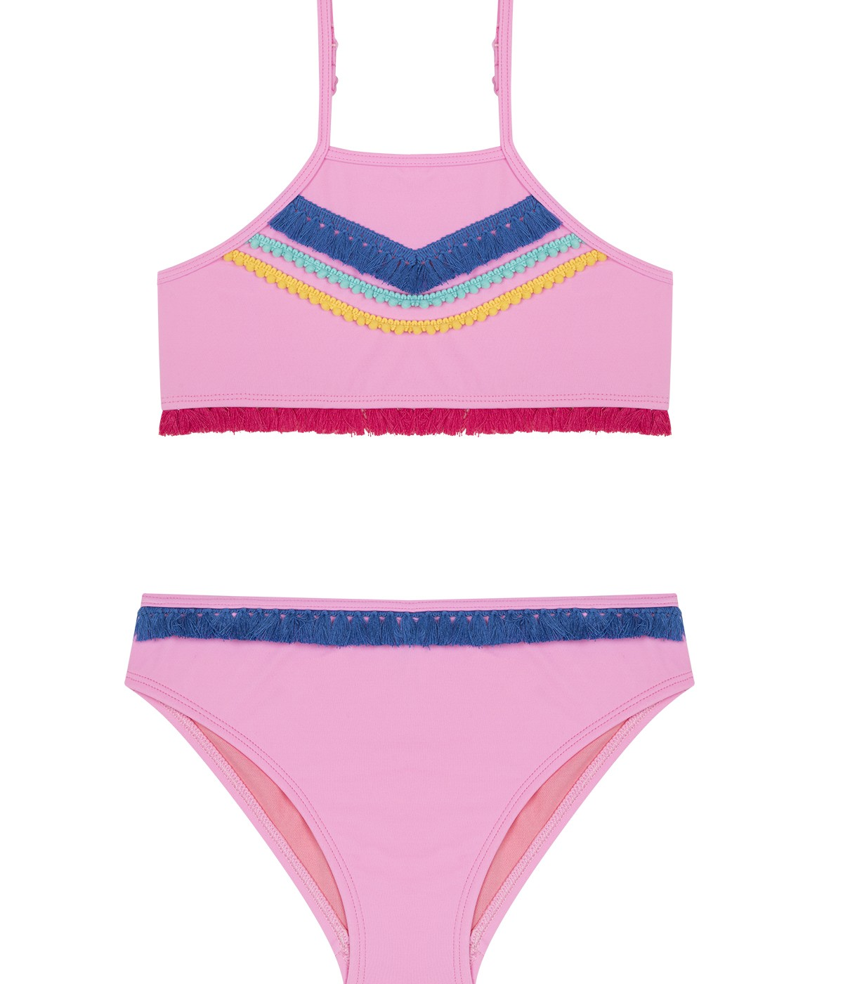 Girls Authentic Bikini Set