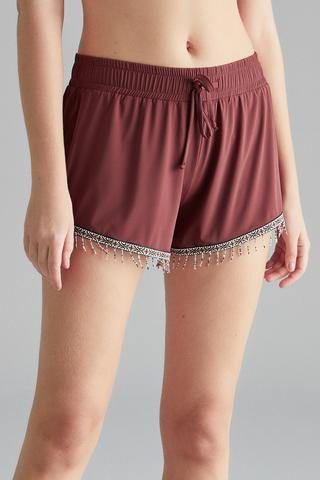 Pantalon Scurt Beads