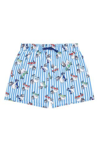 Boys Skateboard Short
