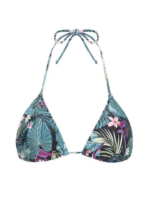 Tina Triangle Bikini Top