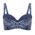 Oceanic Lotus Bikini Top