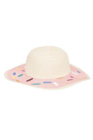 Girl Donut Hat