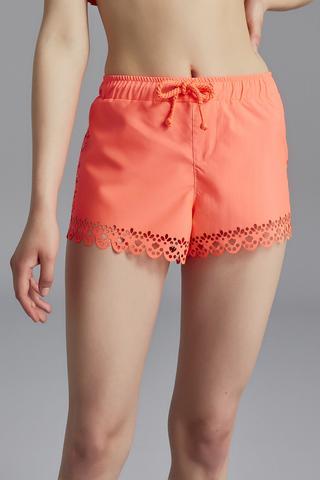 Pantalon Scurt Laser Plajă