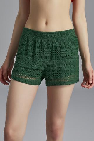 Pantalon Scurt Pattern