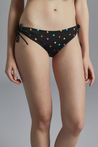 Bikini Chilot Colorful Spotted Ring