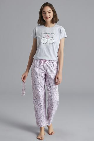 Friendsheep pyjama Set-T-Shirt Set