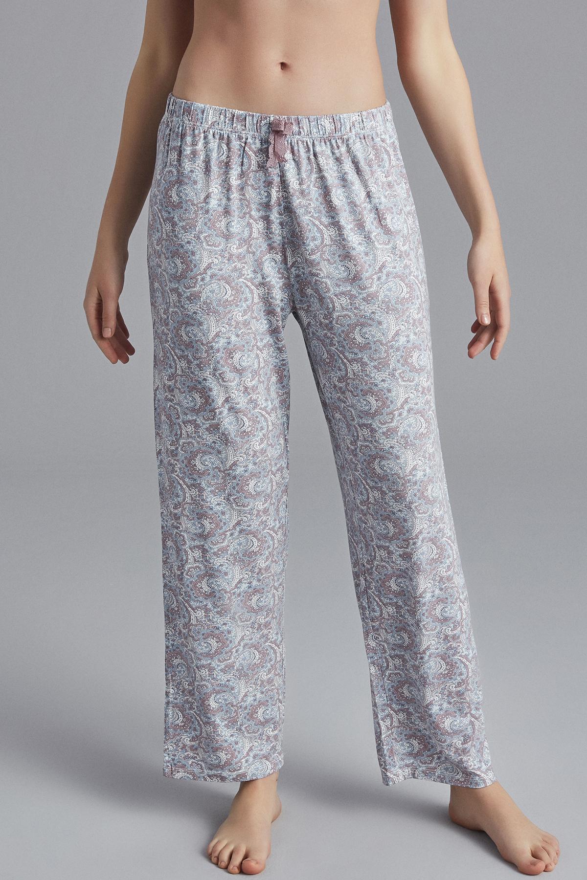 Pantalon Paisley