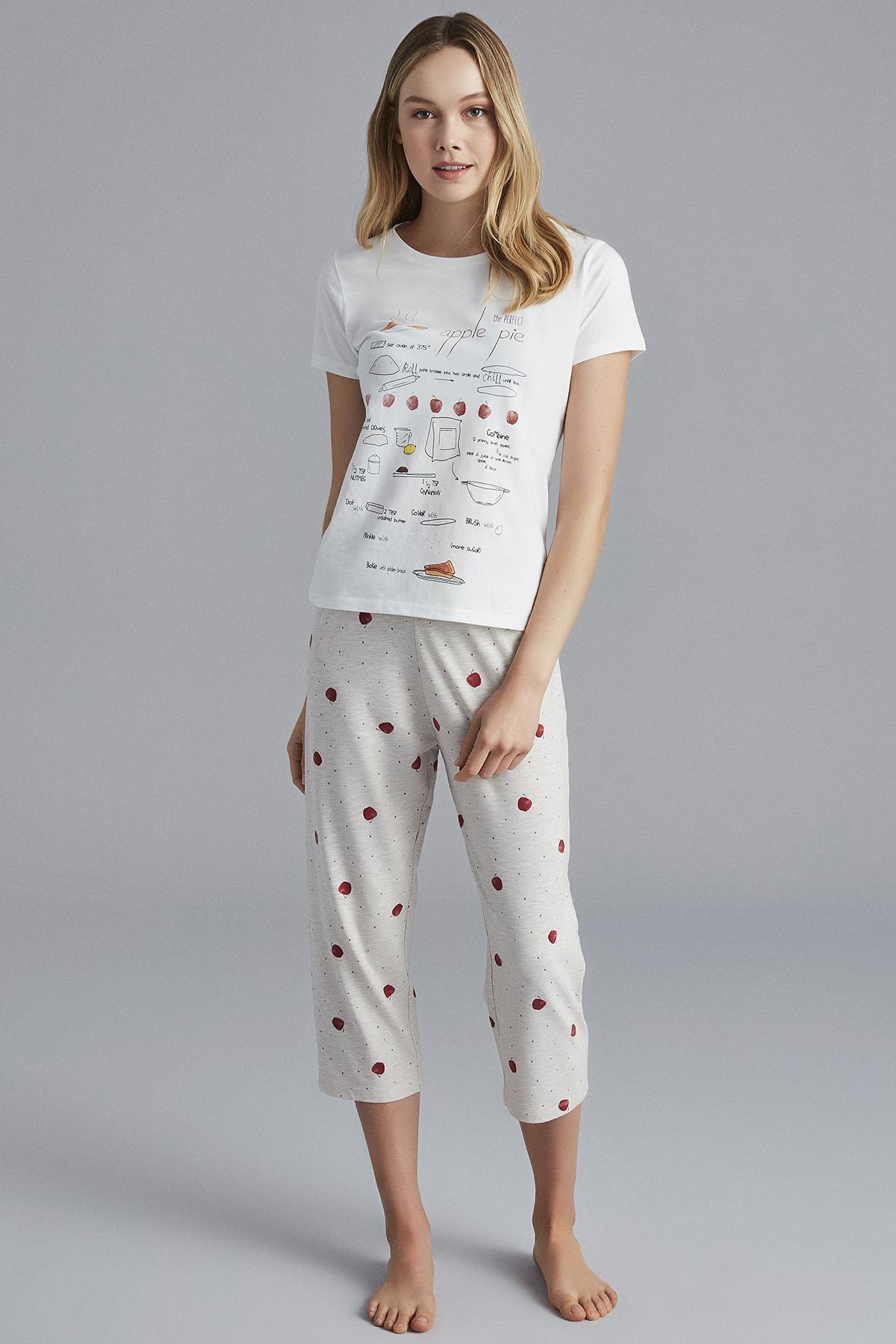 Set Pijama Apple Pie