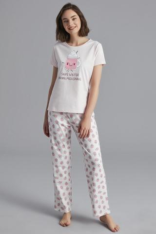 Set Pijama Milkshake