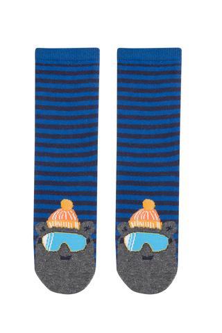 Boys Bear Socks
