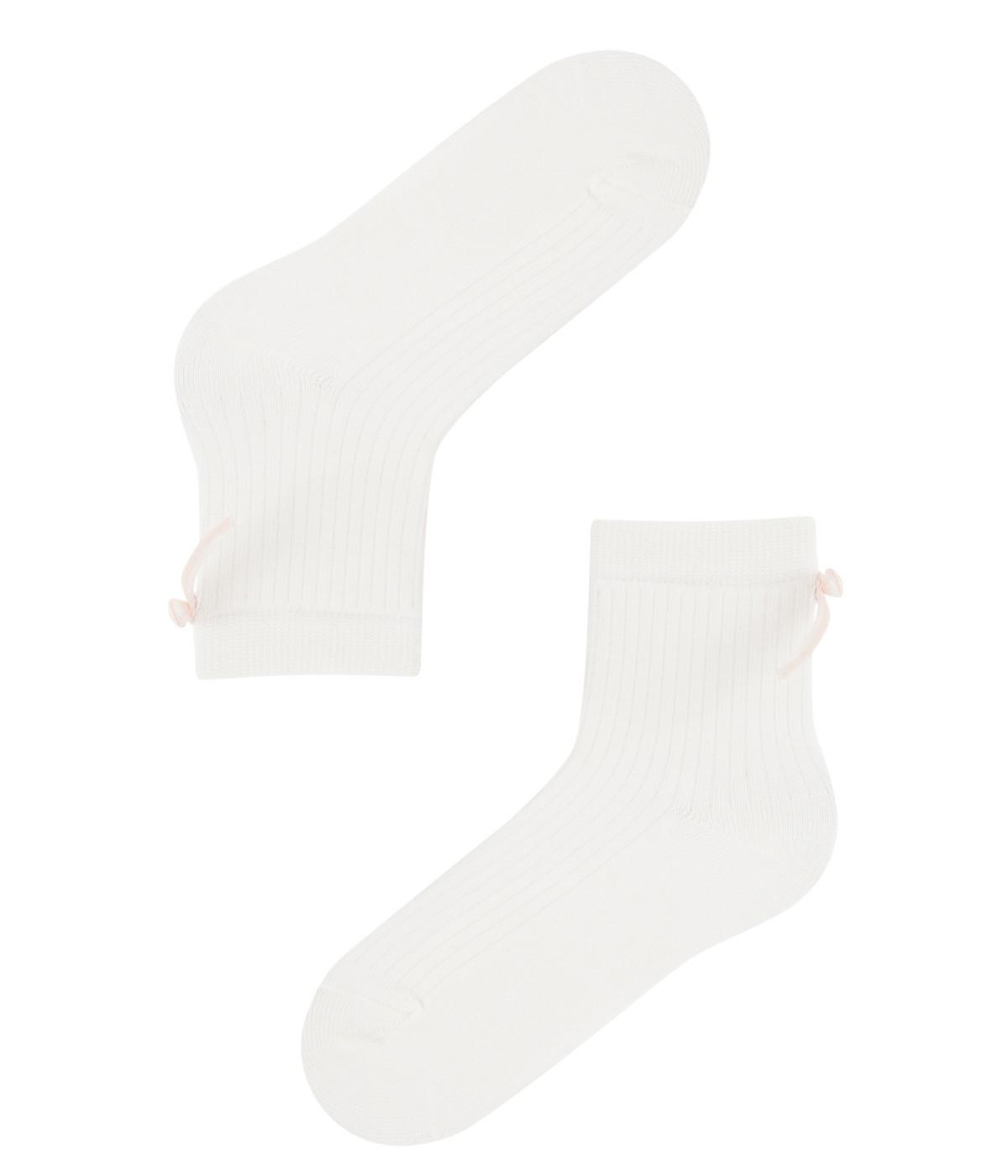 Girls Ribbon Socks