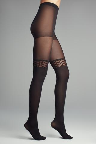 Cross Over Tights