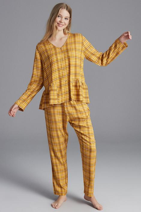 Set Pijama Checky