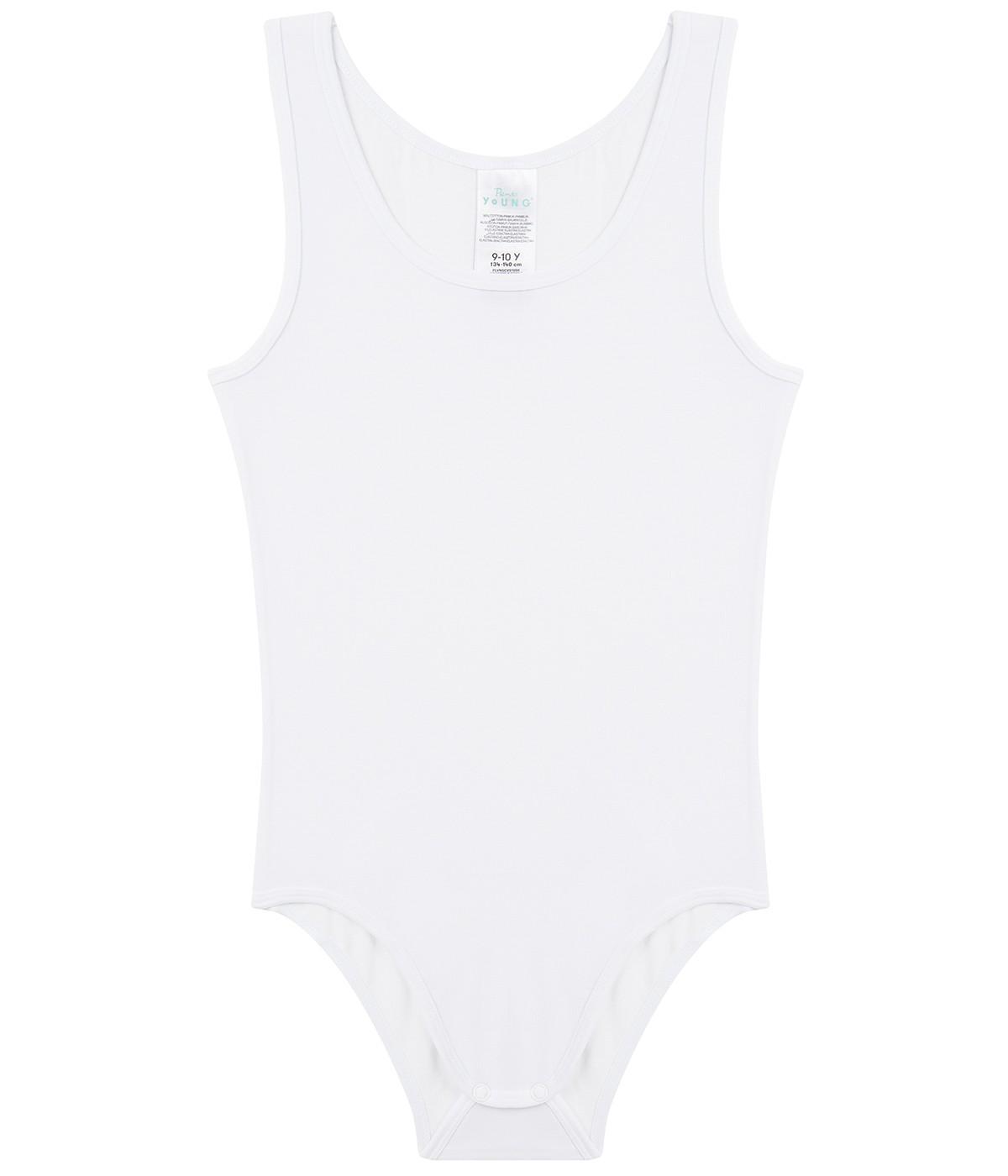 Teen Basic 2 In 1 Bodysuit