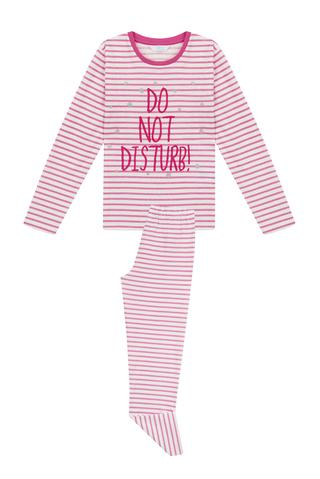 Set Pijama Teen Stripe 2 Buc.
